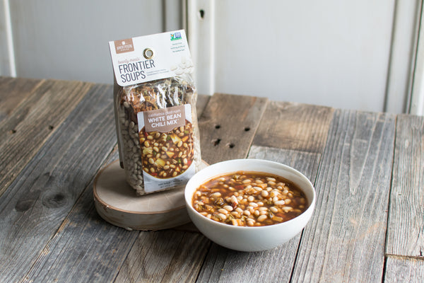 California Gold Rush White Bean Chili Soup Mix