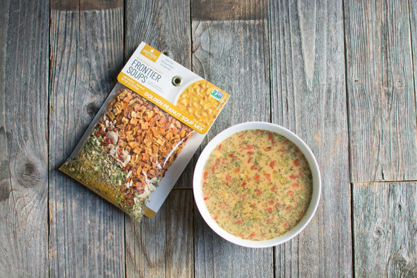 Thai Style Golden Peanut Soup Mix