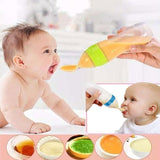 Baby Bottle Squeezer with Dispensing Spoon (4 Pack)