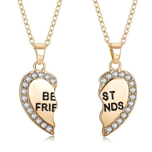 Best Friend Necklace Next Door Specials Gold