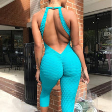 Load image into Gallery viewer, Sexy one-piece Yoga Suit