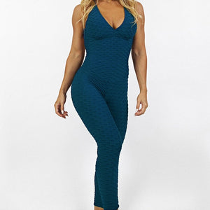 Sexy one-piece Yoga Suit