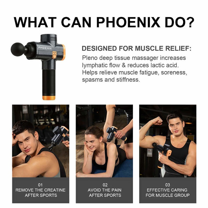 Phoenix A2 Massage Therapy