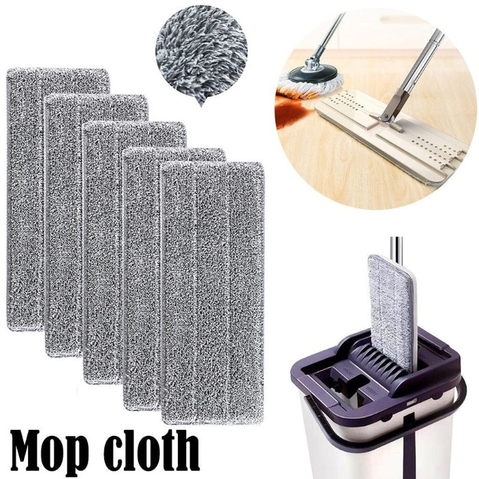 EZ Clean Mop Set Cloth Replacement