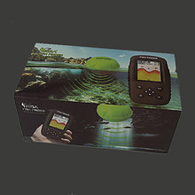 Load image into Gallery viewer, Fish Finder 1 pcs 152.4 mm LCD 0.6-73 m Wireless Wireless Chargeable General Fishing