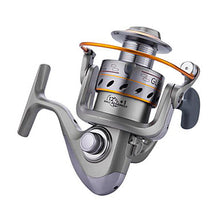 Load image into Gallery viewer, Fishing Reel Bearing Spinning Reel 5.2:1 Gear Ratio+13 Ball Bearings Hand Orientation Exchangable Freshwater Fishing / Lure Fishing / General Fishing - GLA4000 / Trolling & Boat Fishing