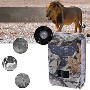 Hunting Trail Camera / Scouting Camera 3MP Color CMOS HD 1080P 940 nm 1280X960