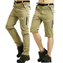 Load image into Gallery viewer, Men's Pants / Trousers Rain Waterproof Fast Dry Wearable Fishing Hiking Sports & Outdoor Traveling
