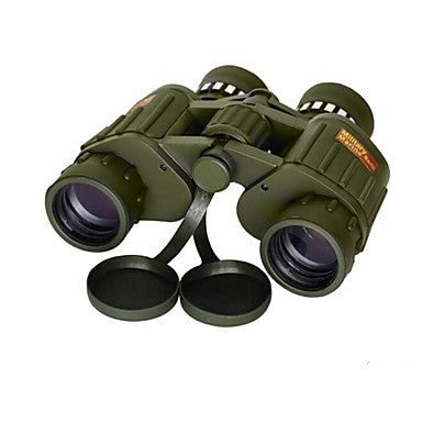 Mogo 8 X 42 mm Binoculars Waterproof High Definition Fogproof Night Vision PU Leather Rubber