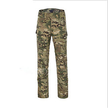 Load image into Gallery viewer, Men's Camouflage Hunting Pants Thermal / Warm Windproof Ventilation Anti-Wear Spring Fall Winter Camo / Camouflage Pants / Trousers Bottoms for Camping / Hiking Hunting Climbing Camouflage Gray Army