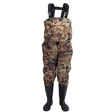 Load image into Gallery viewer, Men's Fishing Chest Waders Pants / Trousers Waders Waterproof Breathability Winter Outdoor Fishing