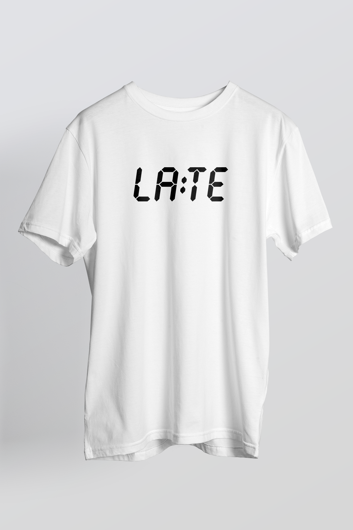 LATE - T-Shirt