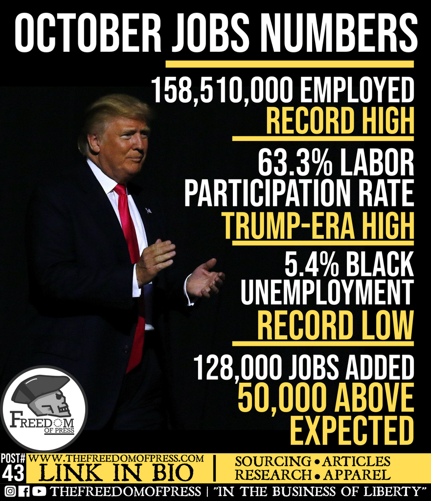OCTOBER JOBS NUMBERS #43