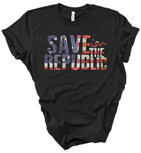 SAVE THE REPUBLIC | UNISEX