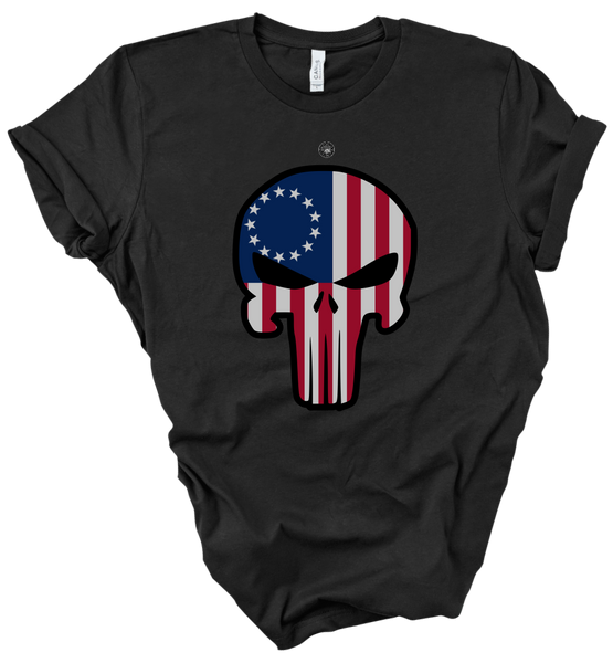 BETSY ROSS PUNISHER | UNISEX