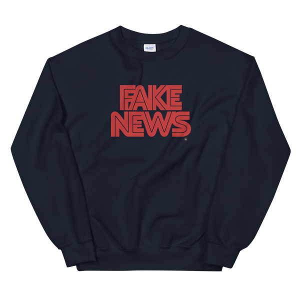 FAKE NEWS SWEATSHIRT | UNISEX