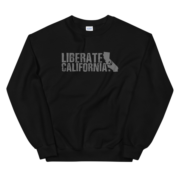 LIBERATE CALIFORNIA SWEATSHIRT | UNISEX