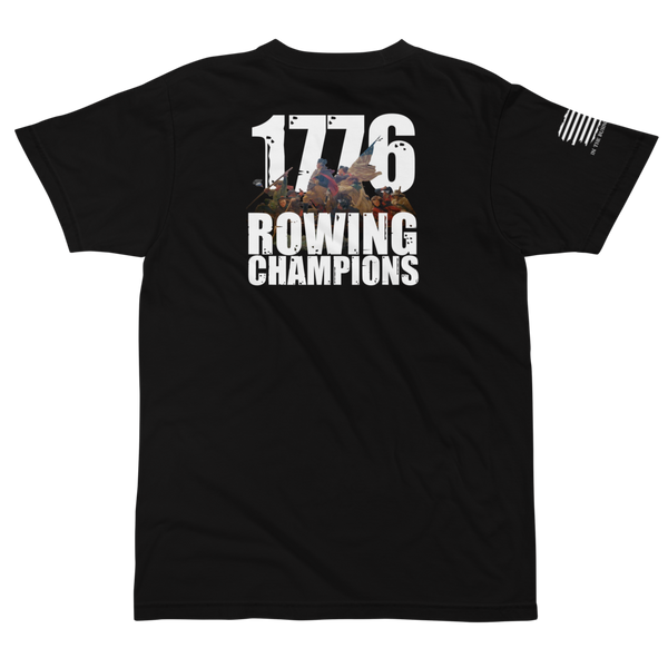 ROWING CHAMPIONS FRONT AND BACK T-SHIRT | UNISEX