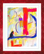 P1189 - The Abstract Painting