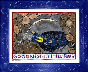 P1020 - G'Nite Little Bear - dug Nap Art