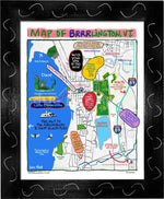 P1048 - Brrrlington Map - dug Nap Art
