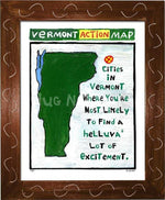P109 - VT Action Map - dug Nap Art