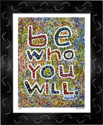 P448 - Be Who You Will - dug Nap Art