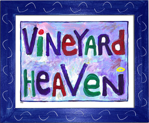 P763 - MV Vineyard Heaven - dug Nap Art