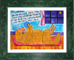 P774 - Beloved Ball Golden - dug Nap Art
