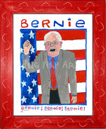 P931 - Bernie Chant - dug Nap Art