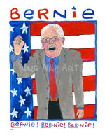 P931 - Bernie Chant Unframed Print / Big (16 X 20) No Frame Art