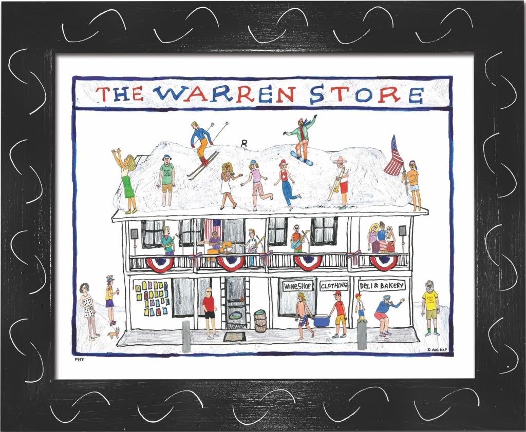 P937 - The Warren Store - dug Nap Art