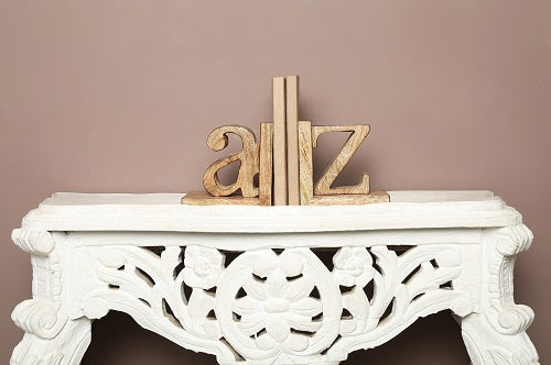 A Z Bookend