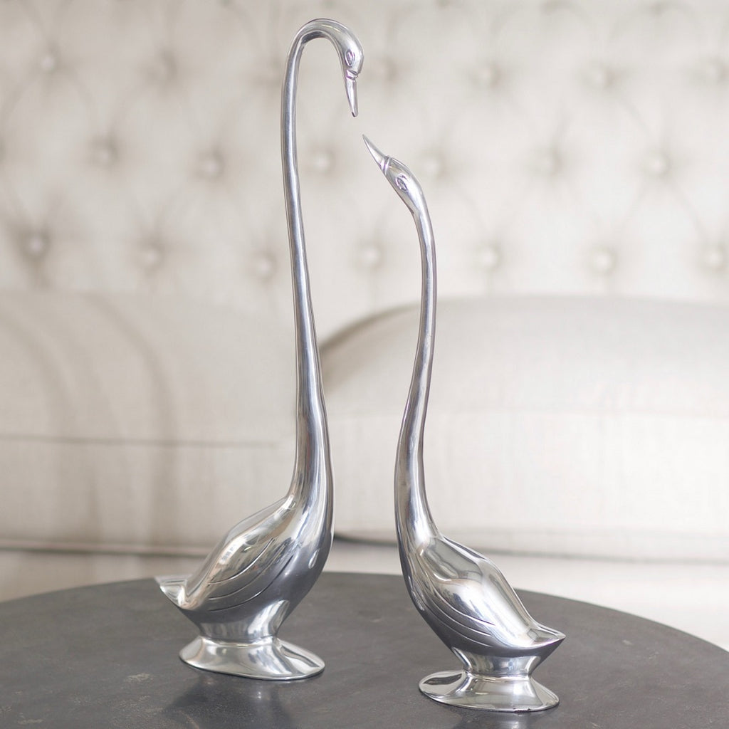 Daffy Swan set of 2