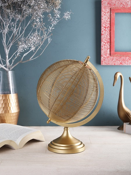 Amalfi Wired Globe Big