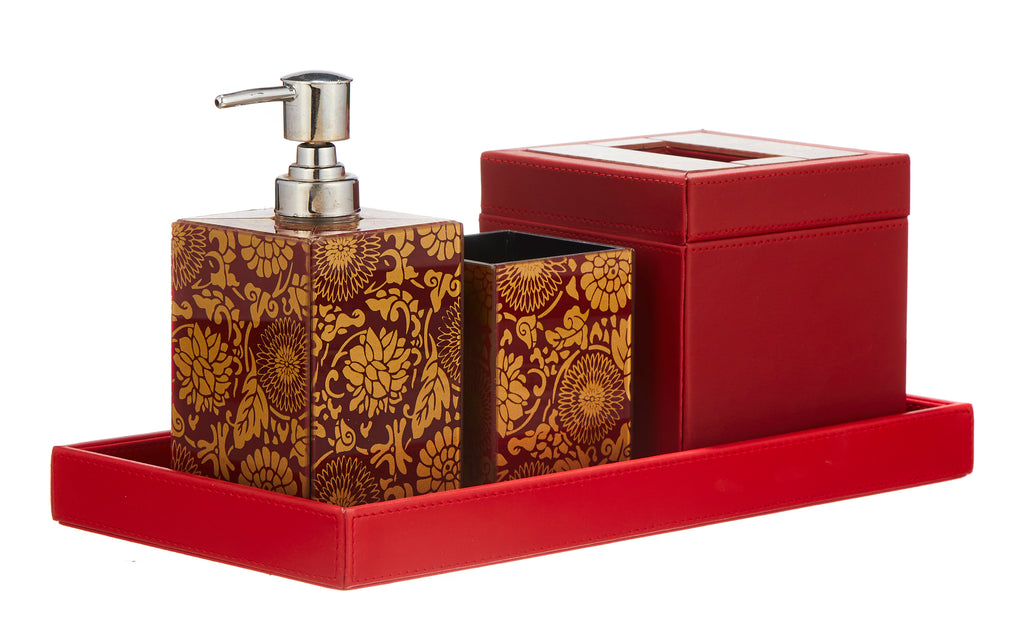 Malabar Bathroom Set