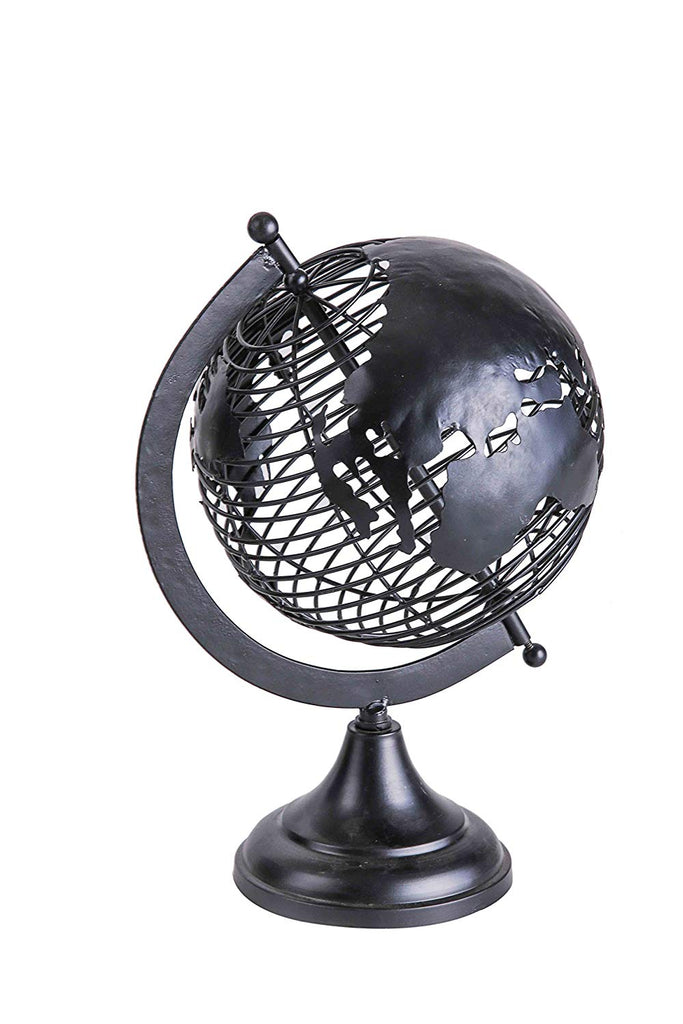 Columbus Metal Globe Big