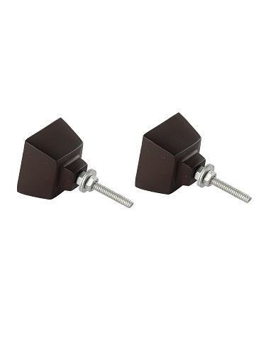Geometric Knobs Set Of 2