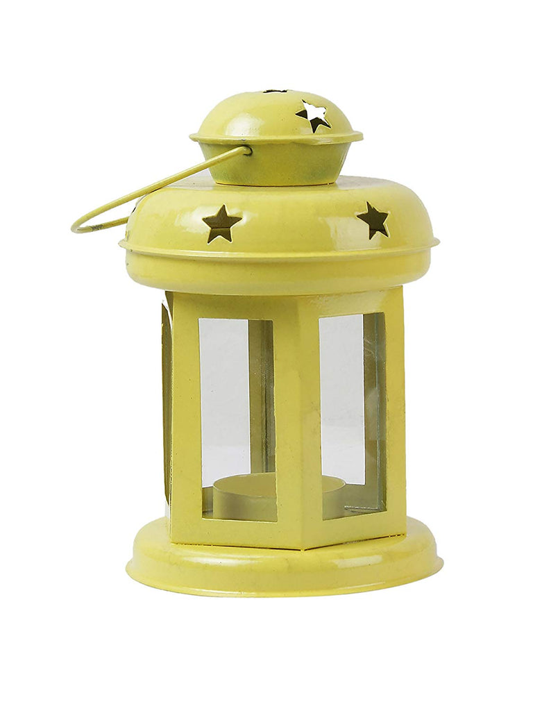 Yellow Hanging Lantern