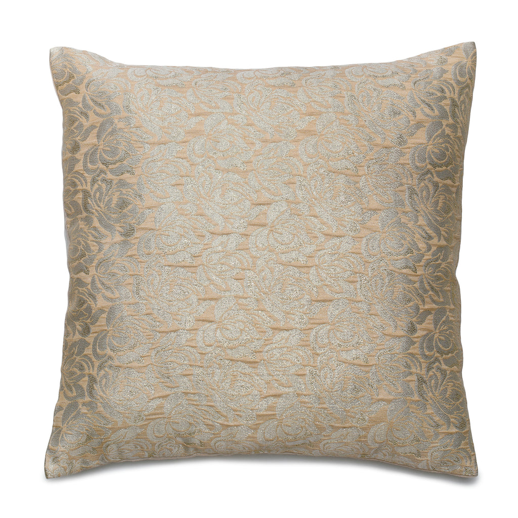 Maya Gold & Silver Cushion