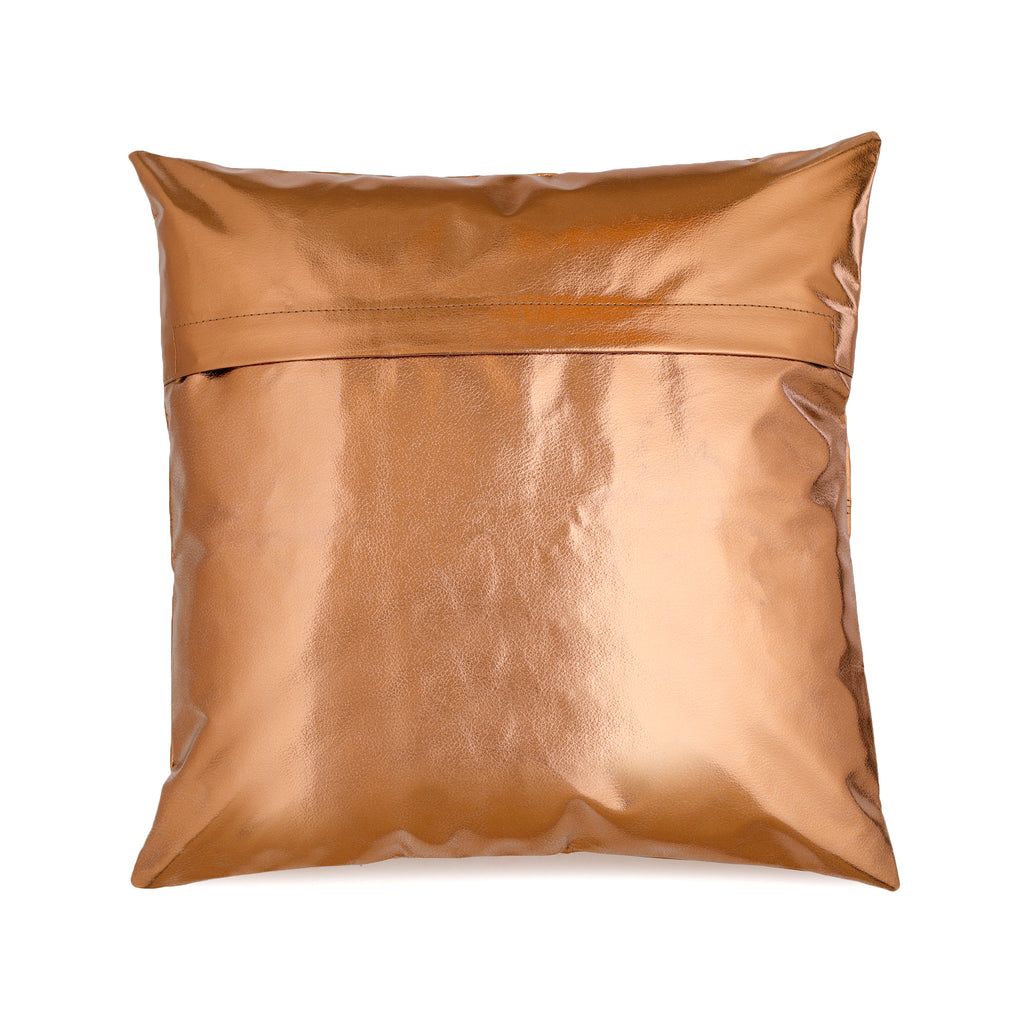 Ella Copper Cushion