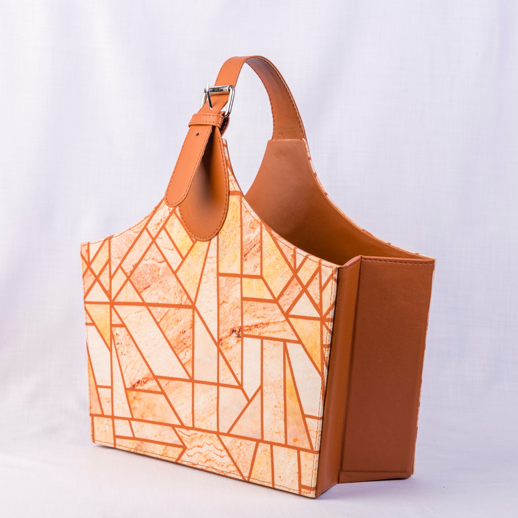 Marbler Magazine Tote