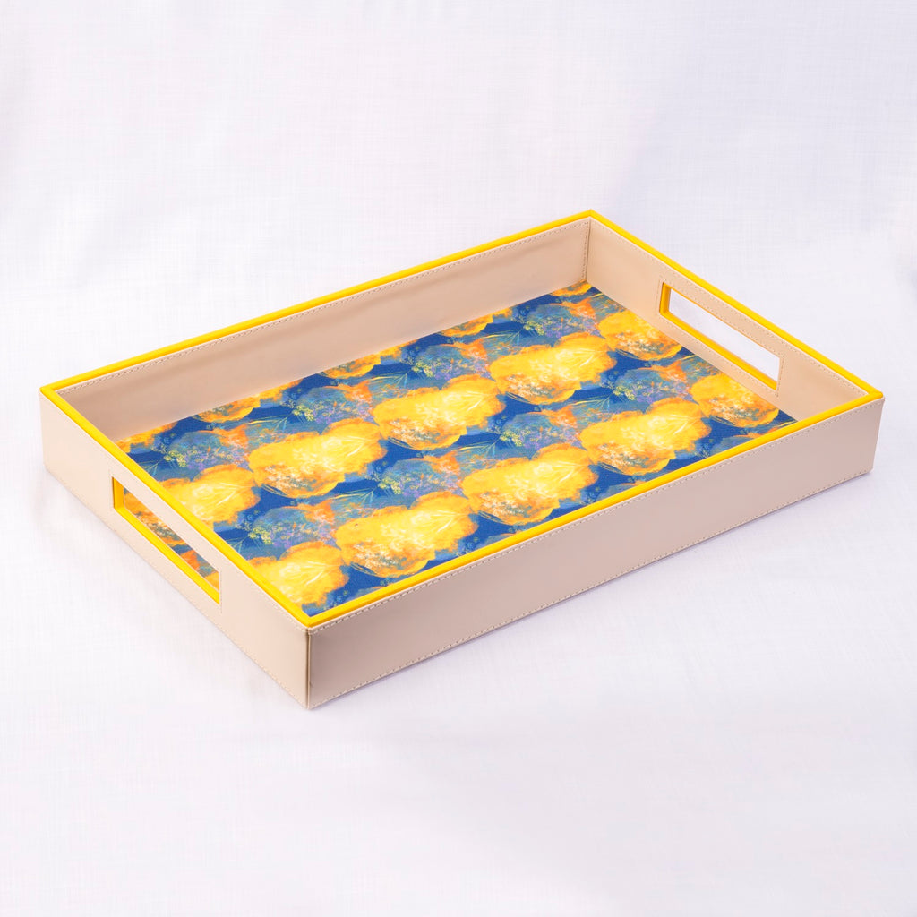 Crystal A-4  Letter Tray
