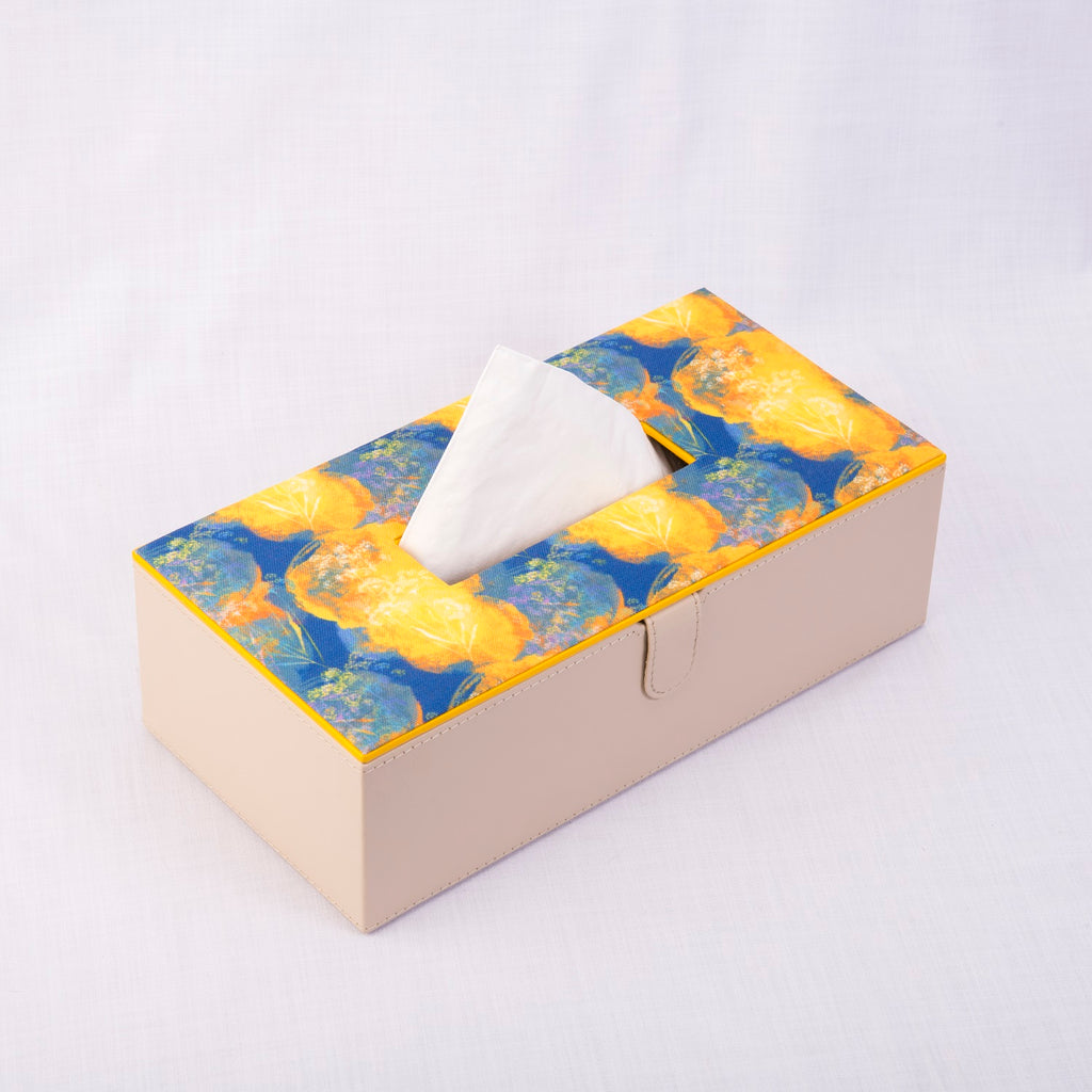 Crystal Tissue Box