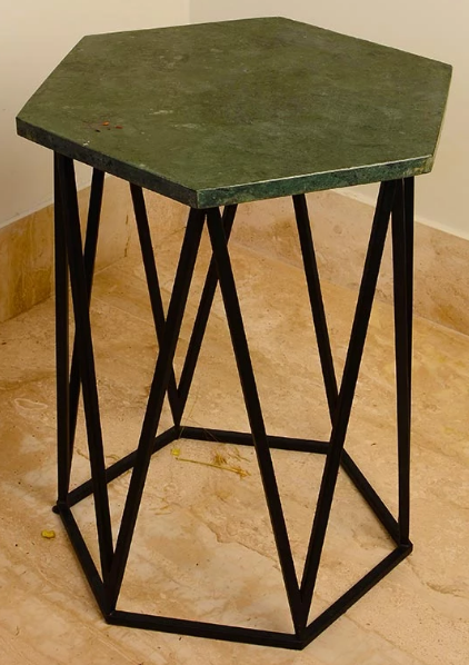 Dove Marble Table