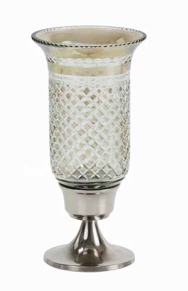 Wellington Diamond Glass Hurricane