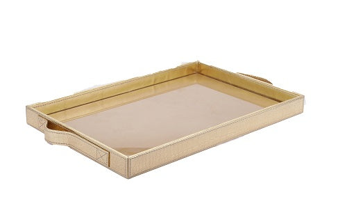 Warsaw Gold Tray