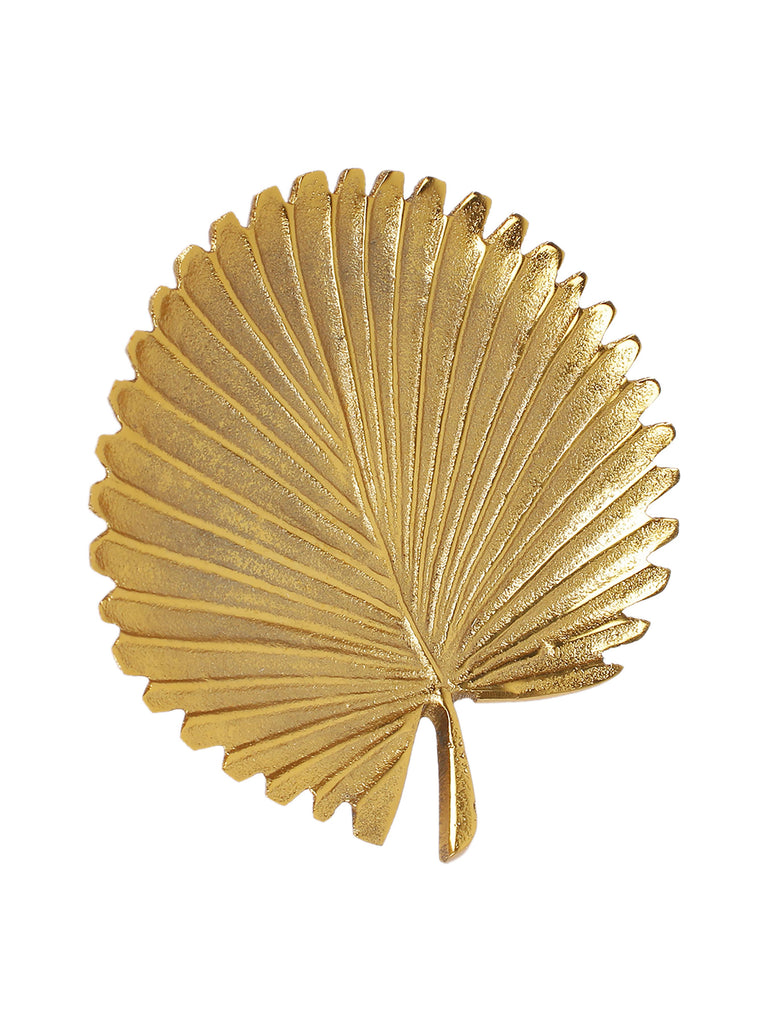 Sabal Leaf Set Of 4 Coasters
