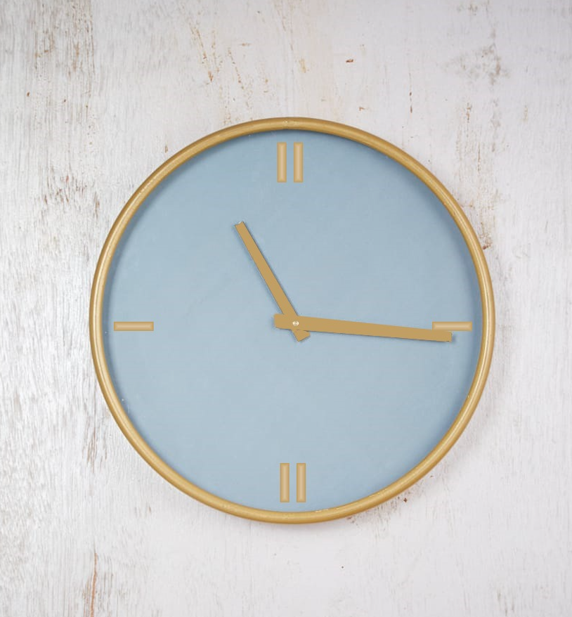 Stockholm Wall Clock