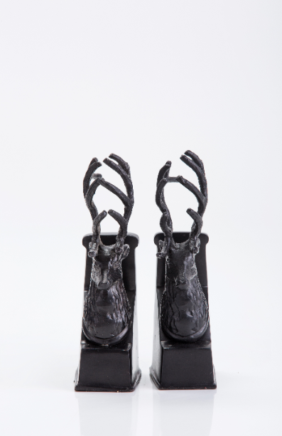 Deer Bookend Set Of 2